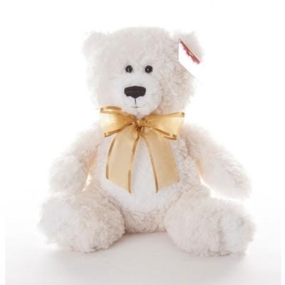 Мягкая игрушка «Медведь», кремовый, 20 см