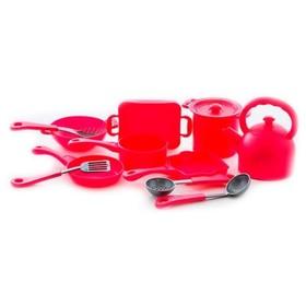 Игровой набор Boley «Кухонная посуда» 13 шт