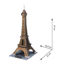 ЗD-пазл «Эйфелева башня»