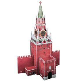 ЗD-пазл «Спасская башня»