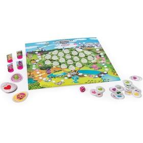 Настольная игра Hatchimals, с четырьмя коллекционными фигурками