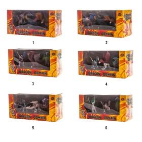 Игровой набор «Драконы», 3 шт, МИКС