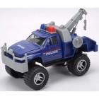 Машинка «Полицейский эвакуатор», 18 см