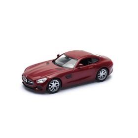 Коллекционная модель машины Mercedes-Benz AMG GT, масштаб 1:34-39