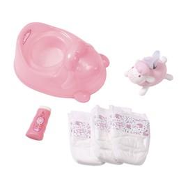 Игровой набор Baby Annabell «Горшок» с аксессуарами