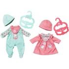 Одежда для куклы my first Baby Annabell, 36 см, с вешалкой, МИКС