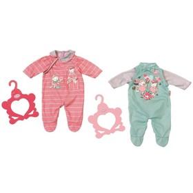Одежда для куклы Baby Annabell «Комбенизончики», с вешалкой, МИКС