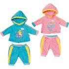 Одежда для куклы Baby Annabell «Спортивный костюмчик», с вешалкой