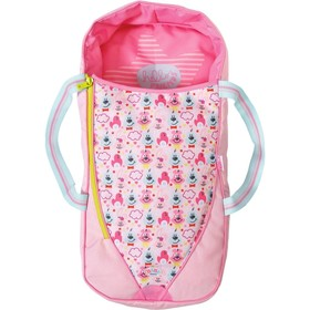 Спальный мешок-переноска для куклы Baby born