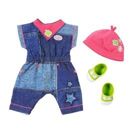 Одежда для куклы BABY born «Джинсовая коллекция», МИКС