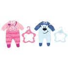 Одежда для куклы BABY born «Комбинезончики», с вешалкой, МИКС