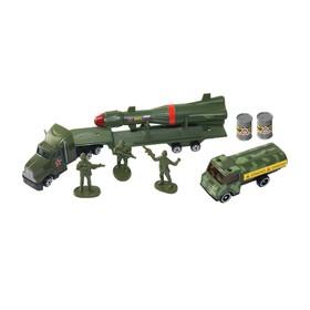 Игровой набор «Военная техника»