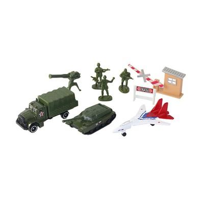 Игровой набор «Военная техника» - Фото 1
