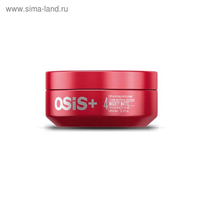 Ультрасильный матирующий крем для волос OSiS+, 85 мл