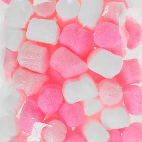 Наполнитель для шаров и слаймов «Пенопласт», 2 см, 20 г, цвет розовый МИКС