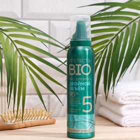 Мусс для волос Прелесть Bio с морскими минералами, сверхсильная фиксация, 160 мл