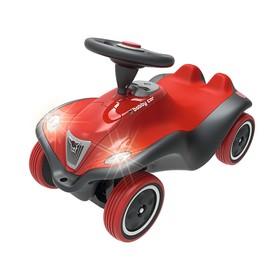 Машинка-каталка BIG Bobby Car NEXT красная, со световыми и звуковыми эффектами