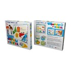 Игровой набор «Формы и цвета», в картонной коробке - Фото 1