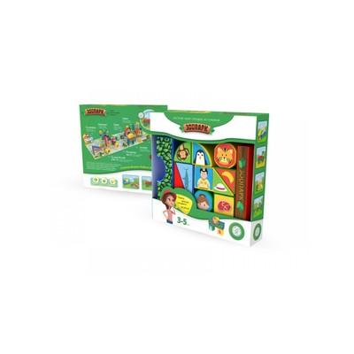 Пластиковые кубики «Ферма» - Фото 1