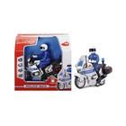Игрушка «Полицейский мотоцикл фрикционный», со световым и звуковым эффектом, 15 см