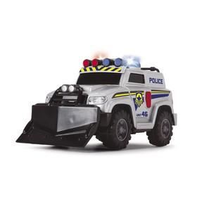 Игрушка «Машинка полицейская», со световым и звуковым эффектом, 15 см