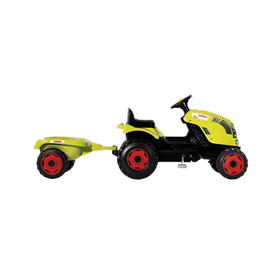 Трактор педальный Smoby с прицепом XL Ош