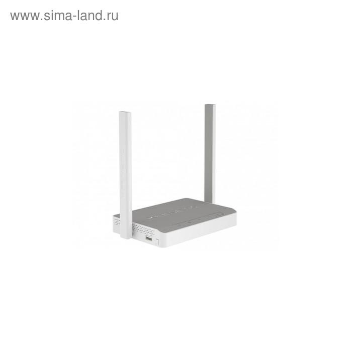 Беспроводной маршрутизатор Zyxel Keenetic Omni (KN-1410) 10/100BASE-TX