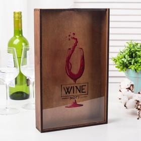 Копилка для пробок 'Wine' Ош