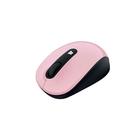 Мышь Microsoft Sculpt Mobile Mouse, беспроводная, оптическая, USB, черная-розовая