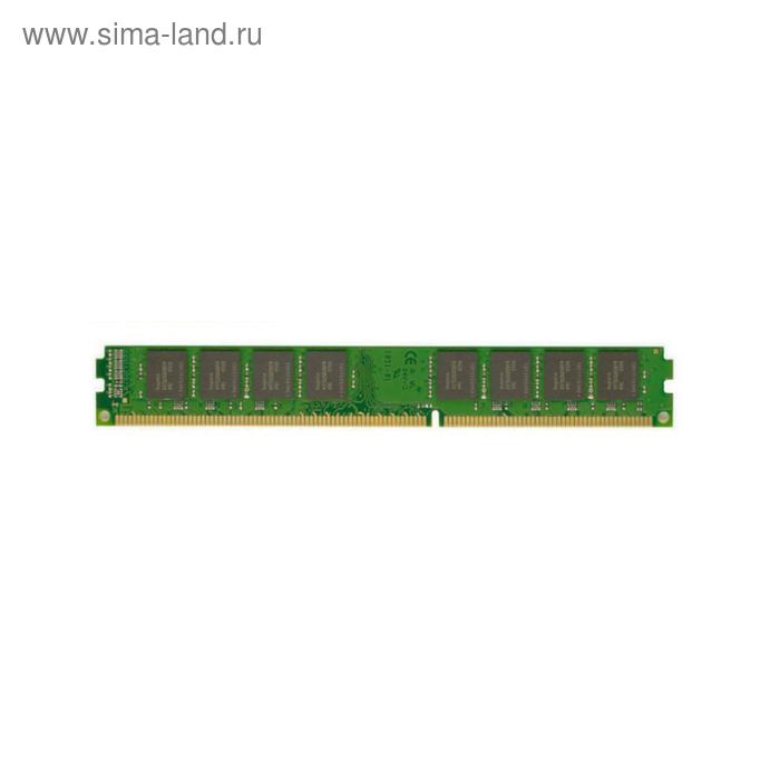 Память DDR3 4Gb 1333MHz Kingston KVR13N9S8/4 RTL PC3-10600 CL9 DIMM 240-pin 1.5В