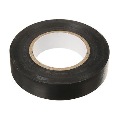 Изолента IEK, ПВХ, 15 мм х 20 м, 130 мкм, черная