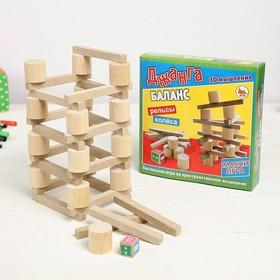 Падающая башня 'Баланс' макси игра Ош