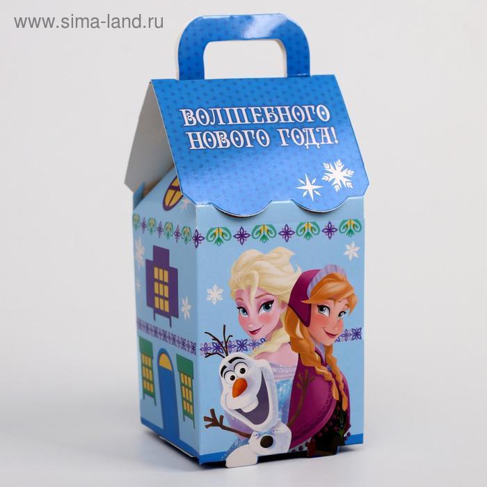 Подарочная коробка «С Новым Годом!», Холодное сердце, 8 х 14 х 8 см