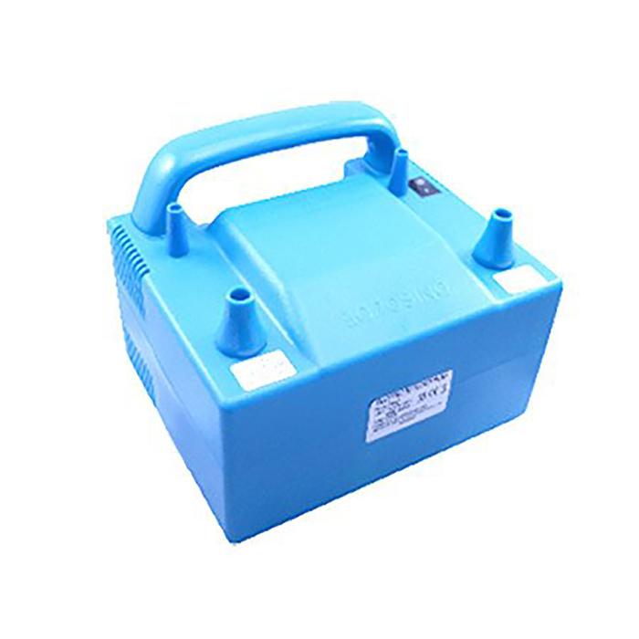 купить Компрессор с двумя клапанами плавного нажатия, 800 Вт, 220 В, цвет голубой
