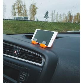 Подставка под телефон на клейкой ленте, 2 шт, цвет микс Ош