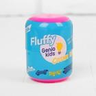 Воздушный пластилин для детской лепки Fluffy, МИКС