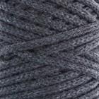 Шнур для вязания 3мм 100% хлопок, 50м/85гр, набор 3шт (Комплект 1) - Фото 2