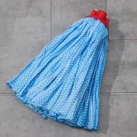 Насадка для швабры ленточная, вискоза, 110 гр, цвет МИКС