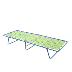Раскладушка 'Нега', 200 × 70 × 33 см, максимальная нагрузка 120 кг Ош