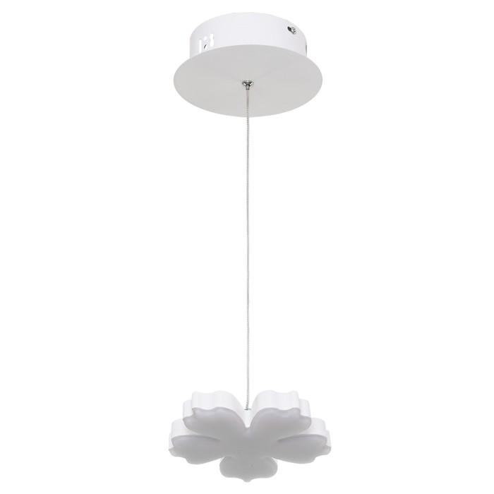 Светильник Wyatt 9Вт LED белый 20x20x70см