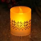 Электронная свеча «Вязка»