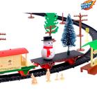 Железная дорога «Посылка от Деда Мороза», работает от батареек - Фото 4