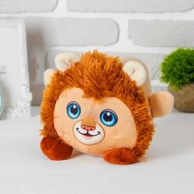 Игрушка-копилка «Лев», звуковая, с подсветкой Ош