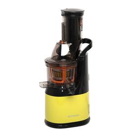 Соковыжималка Oursson JM6001/GA, шнековая, 240 Вт, 1 скорость, чёрно-жёлтая