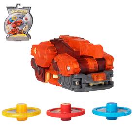 Машинка-трансформер «Дикие Скричеры: Спайкстрип»