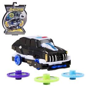 Машинка-трансформер «Дикие Скричеры: Смоки»