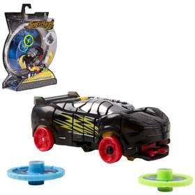 Машинка-трансформер «Дикие Скричеры: Найтвивер»