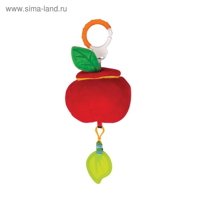 Игрушка-подвес «Кто в яблоке живёт»