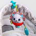 Игрушка - подвеска на кроватку/коляску «Ёжик», с прорезывателем - Фото 2