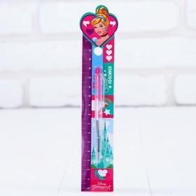 Ручка на открытке 'Самая красивая', Принцессы Ош